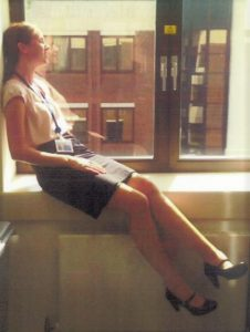 Emigration preparation: getting used to the sunlight