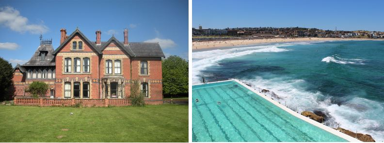 Australian architecture vs Uk: moving to Australia