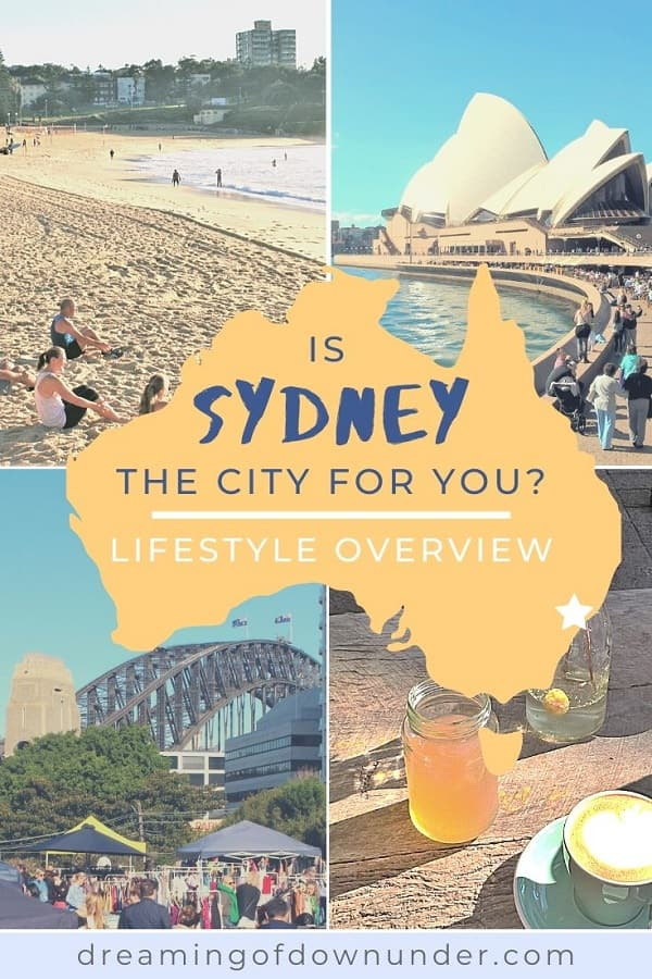 Deciding where to live in Australia? Read the lowdown on living in Sydney from a UK expat - Sydney lifestyle, weather, beaches, property, transport & more.