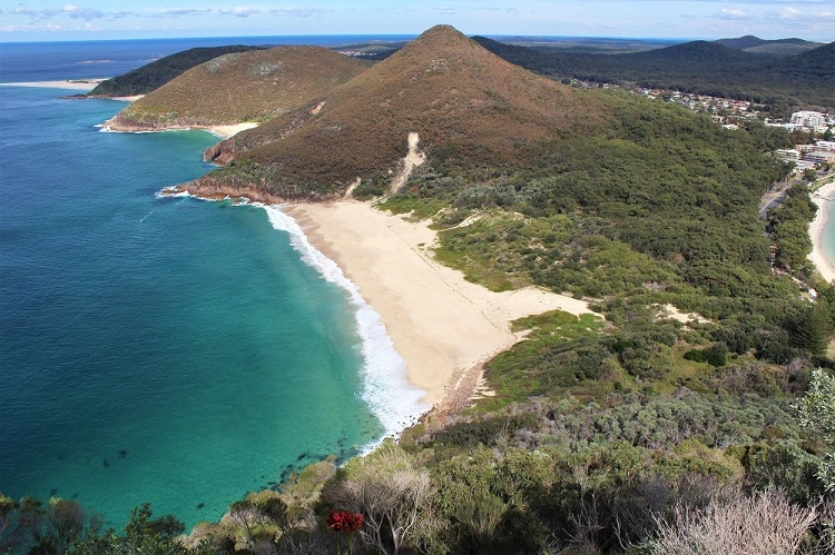 Port Stephens, one of the best Sydney weekend getaways.