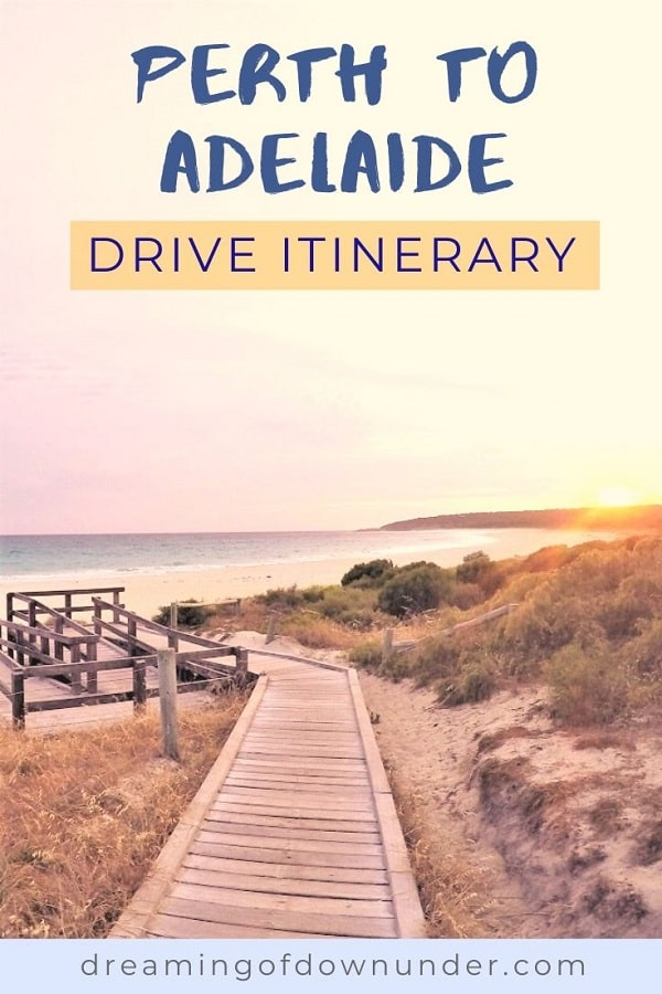 This Perth to Adelaide drive itinerary covers road trip distances, drive stops, petrol costs, campsites, Nullarbor roadhouses, fuel stops & attractions!