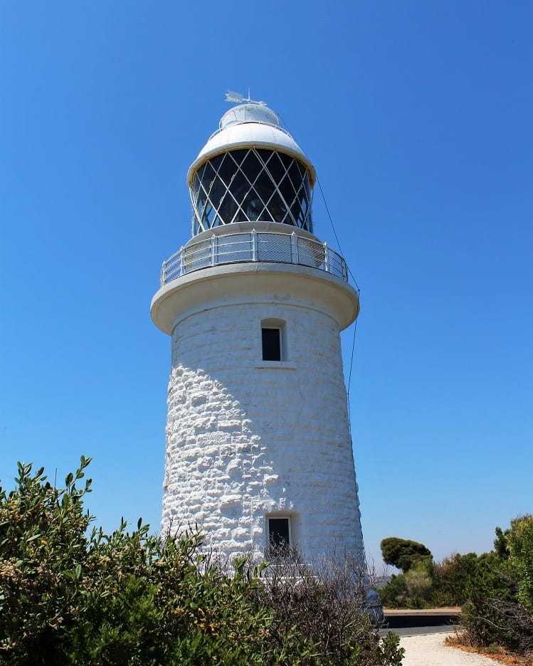 Cape Naturaliste Lighthouse in WA.