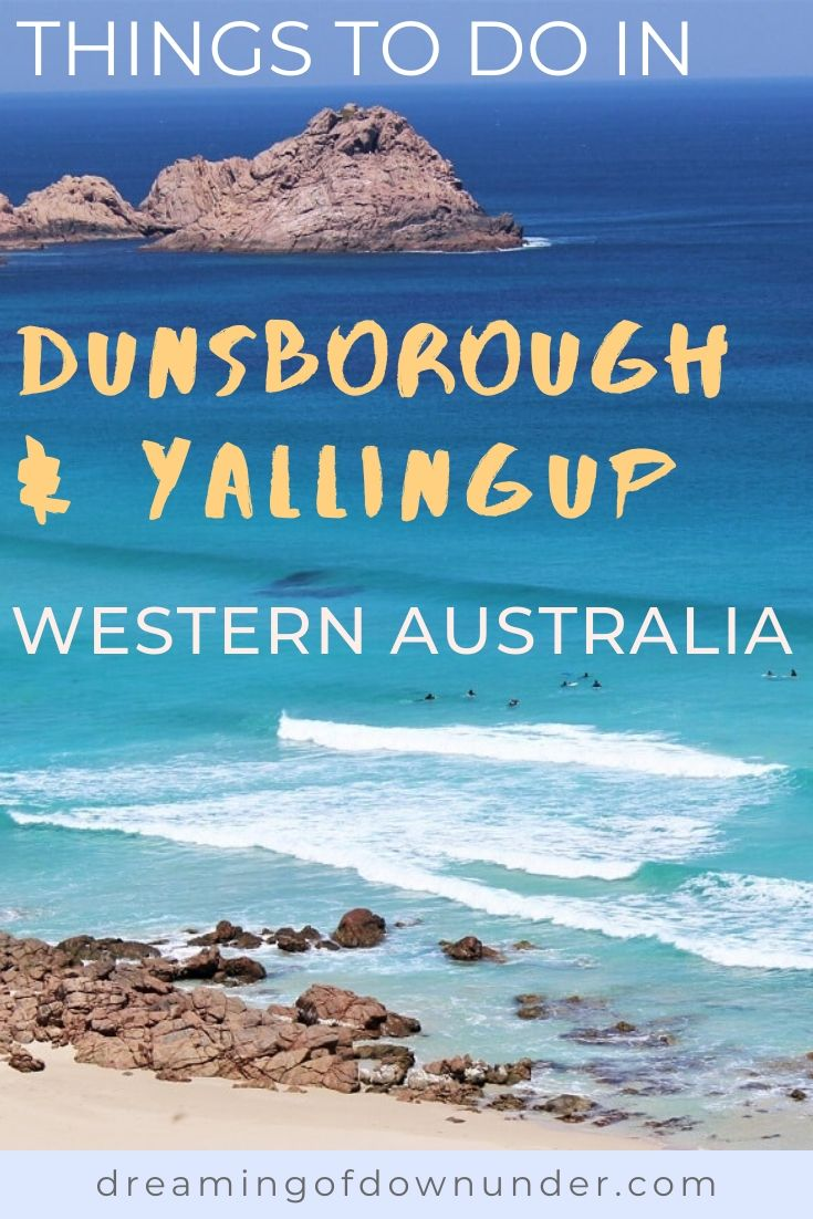 Discover the best things to do in Dunsborough & Yallingup, two pretty seaside towns in Western Australia blessed with amazing beaches, turquoise water and the beautiful Leeuwin-Naturaliste National Park. Don't miss this stop-off with whale watching, the Cape to Cape Track and stunning caves at the gateway to Margaret River, just three hours from Perth.
