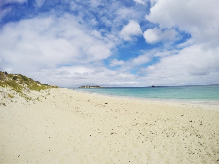 20 beautiful pictures of Hamelin Bay Australia & Cape Leeuwin Lighthouse at Australia's most south-western point. See the Hamelin Bay jetty ruins, Cape Leeuwin waterwheel & dolphins in Augusta Western Australia. The perfect detour from Margaret River.