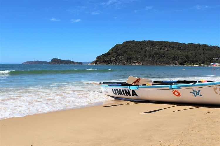 A guide on what to see and do around Umina Beach, Central Coast NSW. Explore beautiful beaches, quirky weekend markets and Bouddi National Park camping and hiking. One of the best day trips around Sydney, Australia.