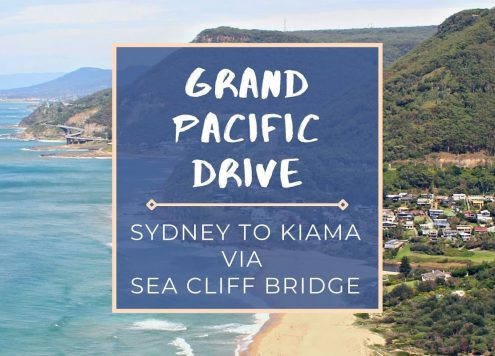 Discover the ultimate highlights of the Grand Pacific Drive through the Illawarra region of NSW. Admire the iconic Sea Cliff Bridge, hike to breath-taking viewpoints and relax at a choice of picturesque seaside suburbs such as Austinmer and Thirroul on this memorable drive from Sydney to Wollongong.