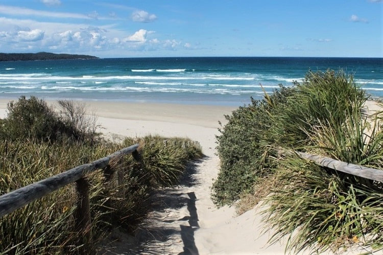 Discover Booderee National Park, Jervis Bay NSW. Enjoy camping, hiking and beautiful beaches like Murrays Beach and Green Patch Beach.
