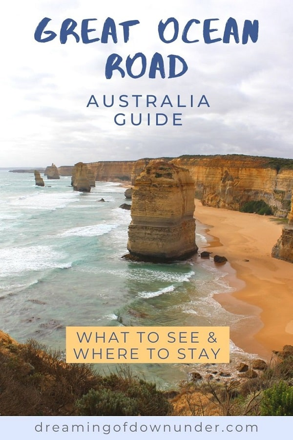 Discover 12 top attractions on the Great Ocean Road near Melbourne, Australia.