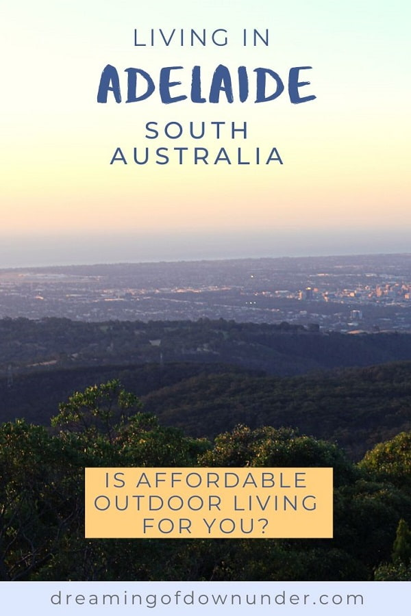 Overview of living in Adelaide to help you decide where to live in Australia! Is this warm, sunny, affordable city for you? Learn about Adelaide lifestyle.