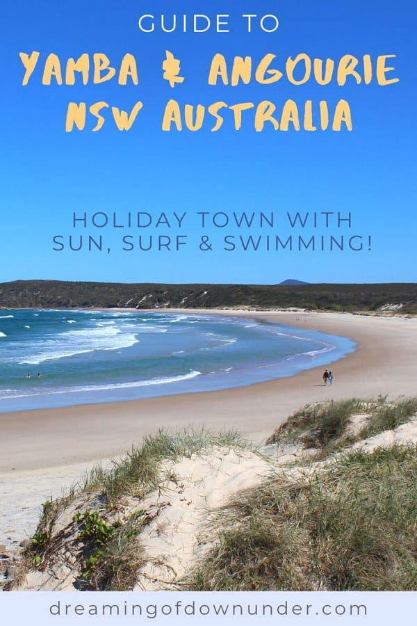 Plan your holiday to surf town Yamba NSW & nearby Angourie! Visit Yamba beaches, Angourie rock pools & great surf spots just 3 hours from Brisbane.