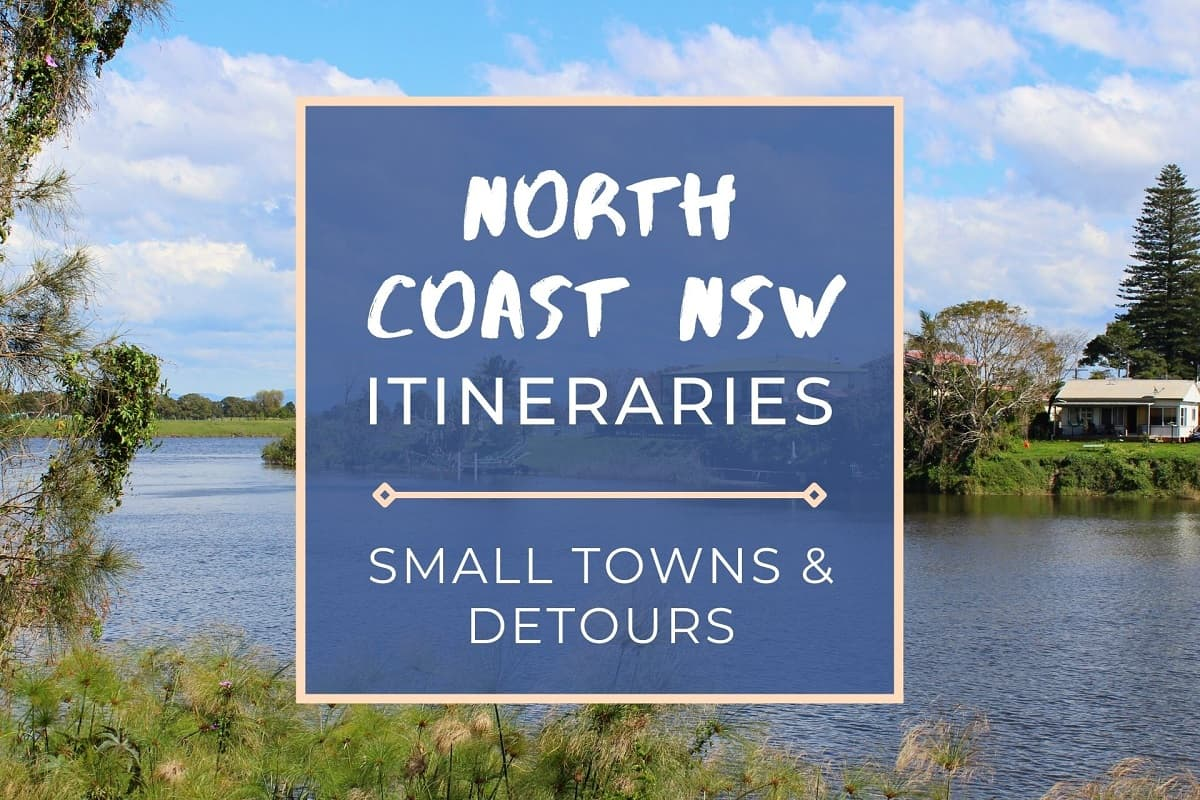North Coast NSW: Small Towns & Attractions