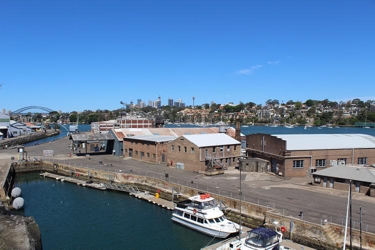 Cockatoo Island Sydney: Convicts, Camping & History