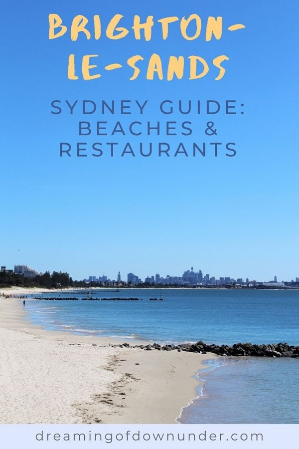 The best things to do in Brighton Beach, Sydney.
