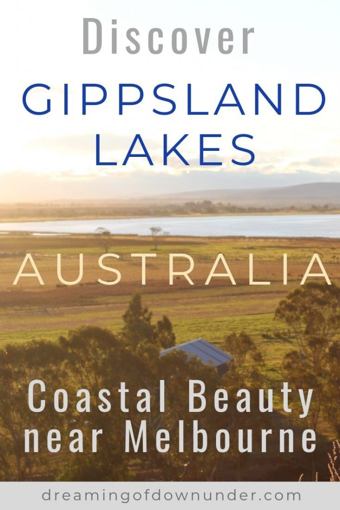 Discover the beautiful Gippsland Lakes in East Gippsland, Victoria near Melbourne. Enjoy Ninety Mile Beach, Lakes Entrance & fun water activities!