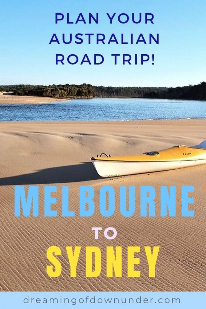 Plan your road trip with this coastal Melbourne to Sydney drive itinerary. Includes distance and drive time between stops, petrol costs and budget accommodation. See stunning photography of NSW and Victoria, Australia on this Melbourne to Sydney road trip, including the Grand Pacific Drive, Batemans Bay, Eden and Jervis Bay.