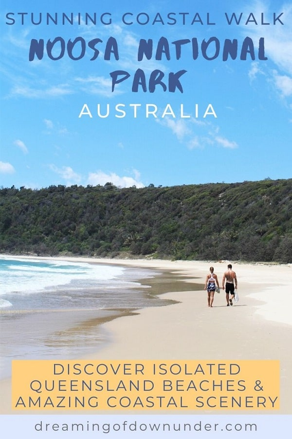 Plan your Noosa National Park coastal walk with this map, distances & guide. Visit Hells Gate, Alexandria Bay, Noosa boardwalk, Tea Tree Bay & Fairy Pools!