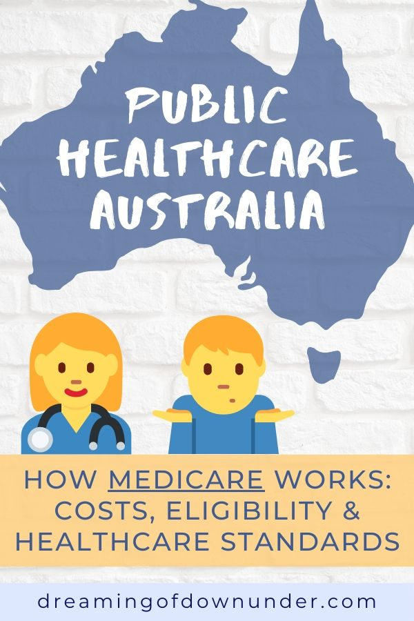 Learn how Medicare Australia healthcare system works. Find out about eligibility, the Medicare levy & surcharge, how to access Medicare online & get a card if you're moving to Australia.