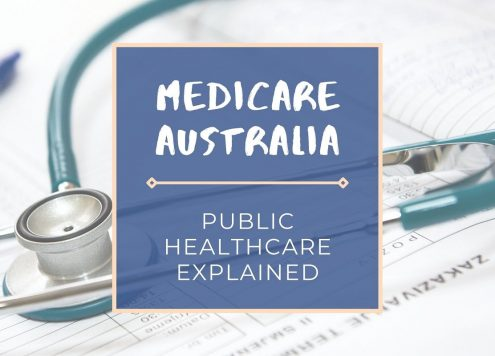A blog post on how Medicare Australia works, explained by an expat.
