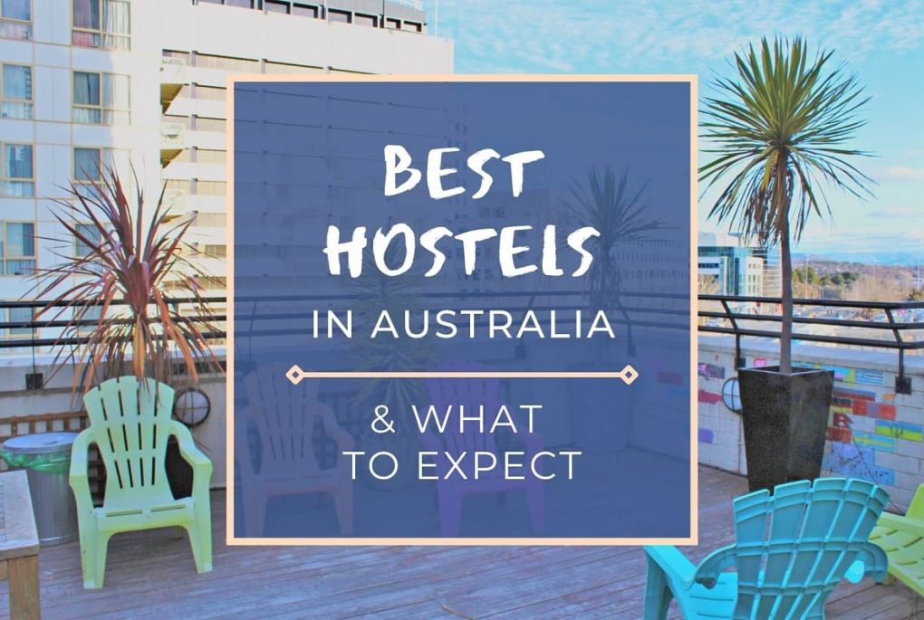 A blog post on the best hostels in Australia. Includes typical prices and facilities, how to book Australian hostels and alternative cheap accommodation in Australia for backpackers and older travellers.
